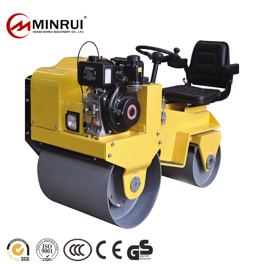 Made in China dynapac vibratory road roller with good quality