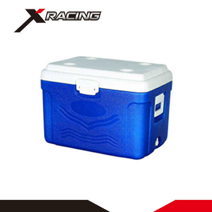 Xracing NMCB0050 Promotion high quality portable classic style HDPE insulated keep hot or cold food beer wine ice cooler box