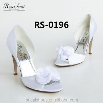 Kids Comfortable Heel Wedding Shoes For Mother Wedding