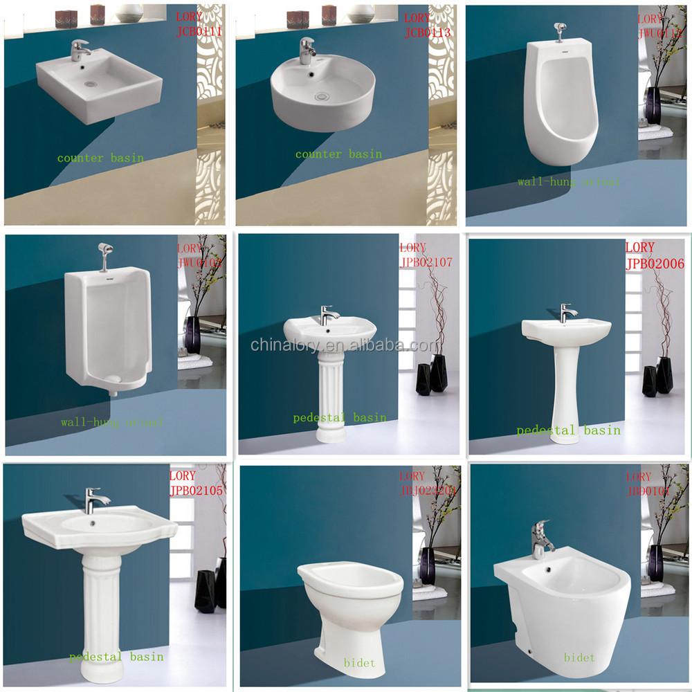 Bathroom Ceramic Wc European Standard Toilet Water Closet Size - Buy ...