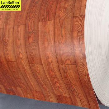 Floor Mat Wood Look Pvc Rubber Flooring
