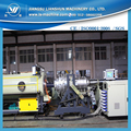 Lianshun plastic pipe extruding equipment for PE water supply pipe making line