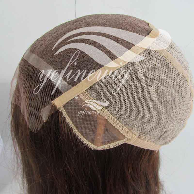 Adjustable Jewish Wig Caps Silk Wig Cap For Making Wigs