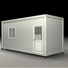container model equipment cabinet