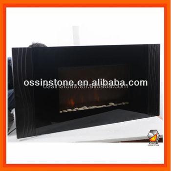 Wall Mount Modern Space Heater Electric Fireplace Heater Flat