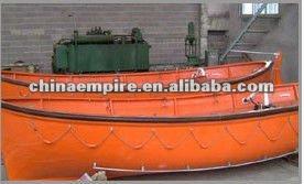 Solas Open Type F.r.p. Fiberglass Lifeboat