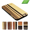 Kevlar bamboo back phone cover for iphone 6