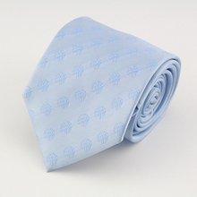 China Factory Custom Printed Fashionable Scarf and Silk Tie For Men