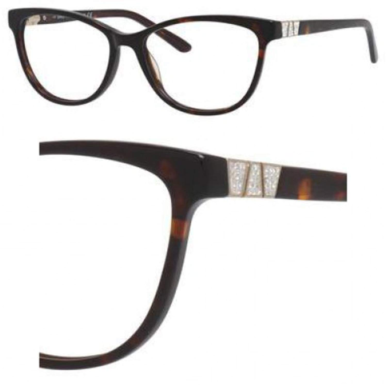 Eyeglasses Saks Fifth Avenue 306 0086 Dark Havana