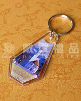 Custom Acrylic Keychain Insert Photos