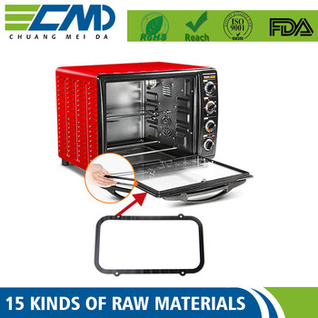 Best Rubber Product Factory Portable Mini Microwave Oven Spare Parts