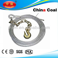 Galvanized Aircraft Used Cable / steel wire rope