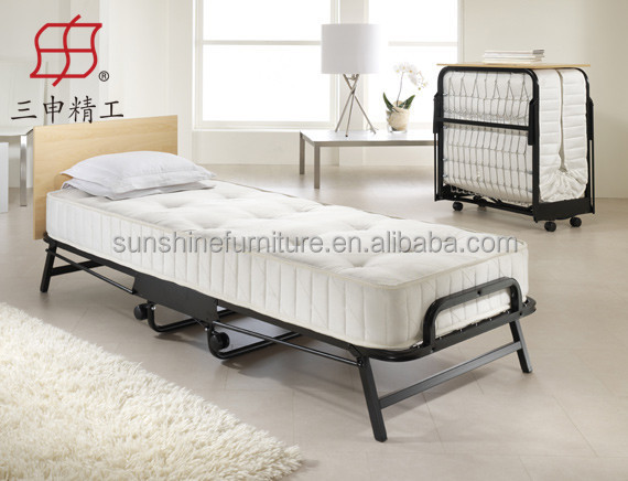 Top Sale Space Saving Cheap Hotel Extra Bed Folding Bed