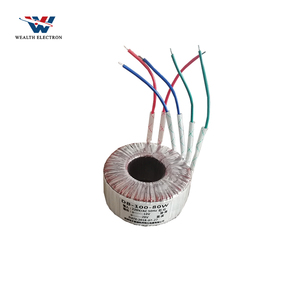 CE ISO9001 UL RoHS Low Frequency Transformer Toroidal Electrical Transformer