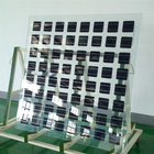 Solar Green Solar Panel For Customized 200w Transparent Glass Solar Panel For BIPV Green House