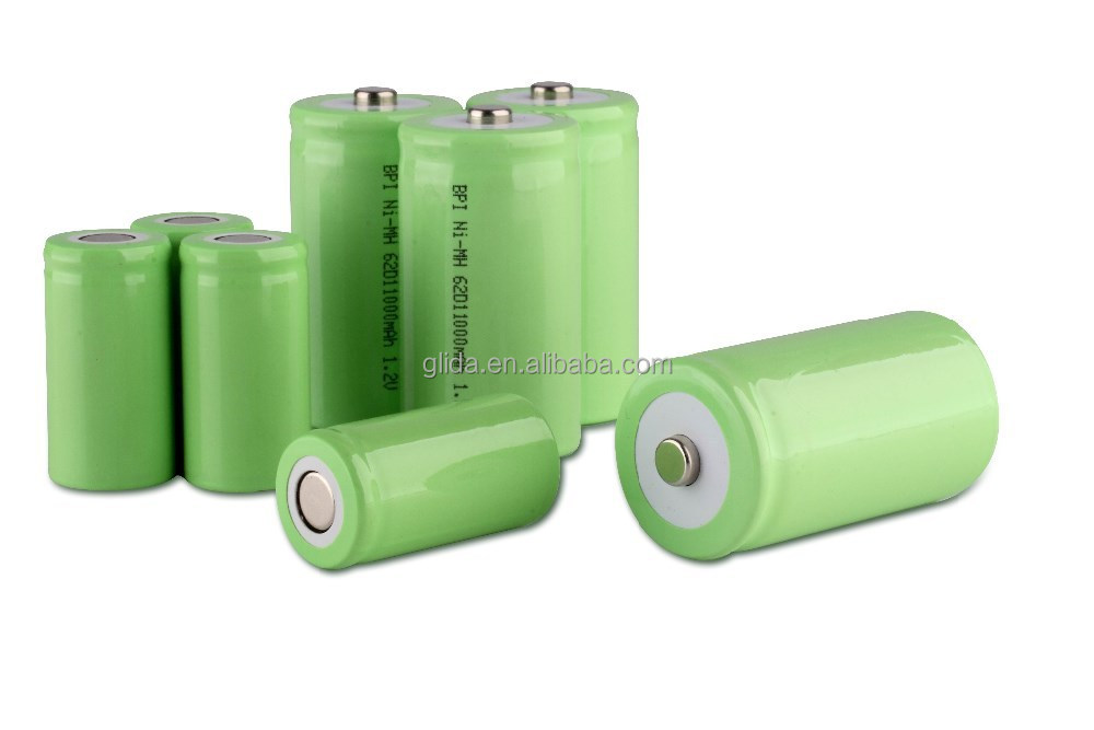 NiMH AA 100mAh 1.2V AA Rechargeable Battery Manufacturer with CE,ROHS,UL certificates