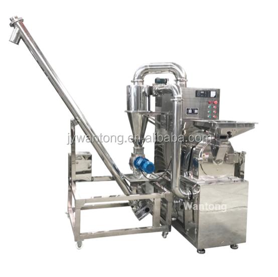 WLF Icing Sugar mill/sugar making mill machine/sugar pulverizer