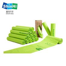 china supplier new products 100% biodegradable plastic trash bags