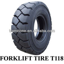 China good quality solid forklift tire 300-15 8.25-15 18*7-8 28*9-15