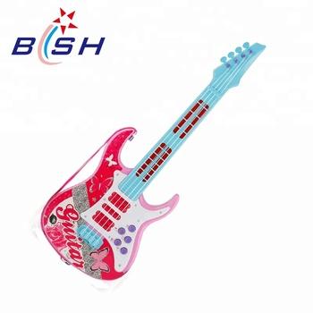 op voorraad enorme korting geweldige aanbiedingen Kinderen Elektrische Gitaar Speelgoed Met Muziek En Microfoon - Buy Gitaar  Speelgoed,Kids Gitaar,Muzikale Gitaar Speelgoed Product on Alibaba.com
