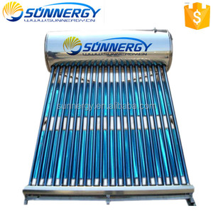 High Quality Compact water heating Solar Water Heater Dealers