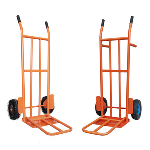 Durable tire dual wheel dolly / 2 in 1 wheel dolly / hand trolley truck wheel dolly