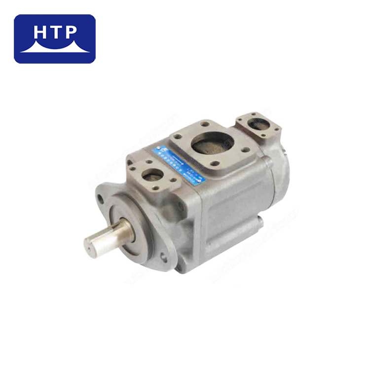 good performance hot sale hydraulic vane pump with cartridge kits for Denison