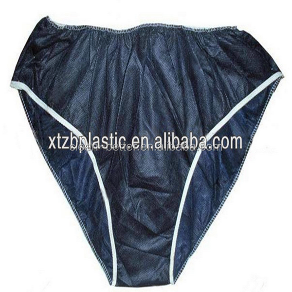 Disposable briefs for man, disposable non woven underwear ,disposable underwear for SPA