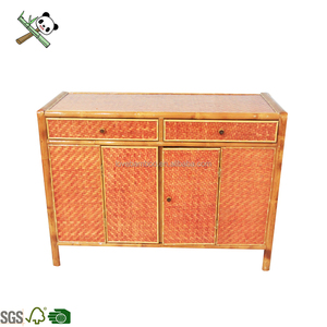 Eco-friendly customized 50pcs Chinese furniture bamboo file wedding cabinet for sale