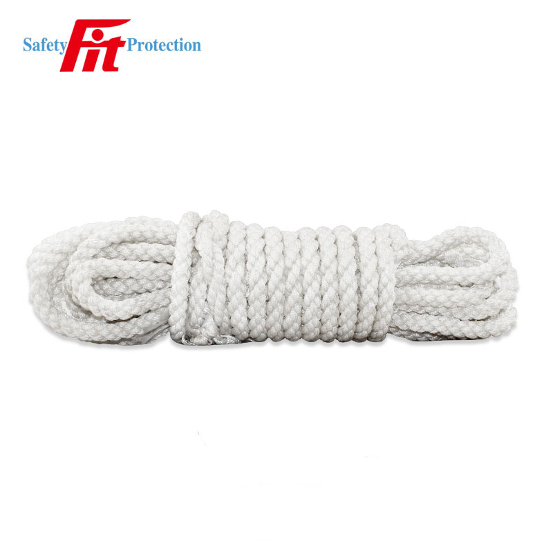 Confident 100mtrs X 12mm Pe Silver Rope Home & Garden