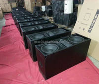 professional audio system passive line array pa speaker