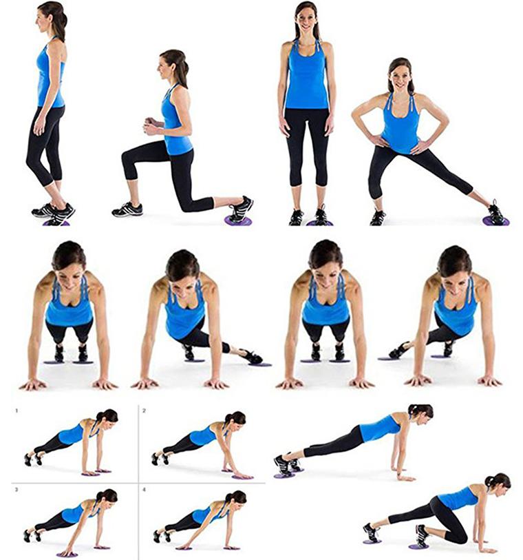 Упражнения Для Похудения 3 Этапа. ТОП-3 действенных упражнения для похудения