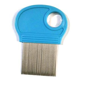 wholesale best sale metal head nit lice comb with magnifier