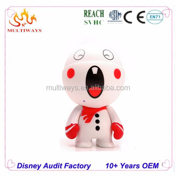 Make your own vinyl toy from custom vinyl toy manufacture cute design vinyl toys