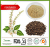 GMP Factory Supply Black Cohosh Extract Powder, Black Cohosh P.E bulk, Triterpenoid Saponins