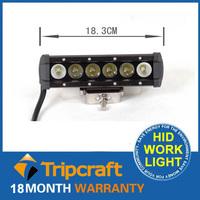 Led light bar,ip67,30w Led working light bar OFFROAD LED LIGHT BAR motocross