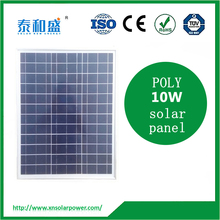hot sale solar panel 10W polycrystalline for off grid system