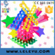 Factory price snowflake DIY toy formative education building blocks for kids infants