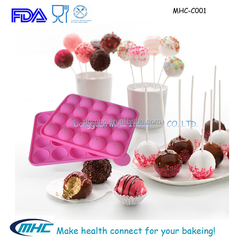 Cake Pop Molds For Sale
