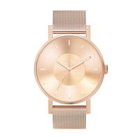 New customized logo watch minimalist watch japan quartz wrist watch