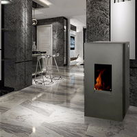 Newly designed Pellet stove with Italian PC board