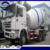 High quality 8 m3 concrete mixer truck with for sale
