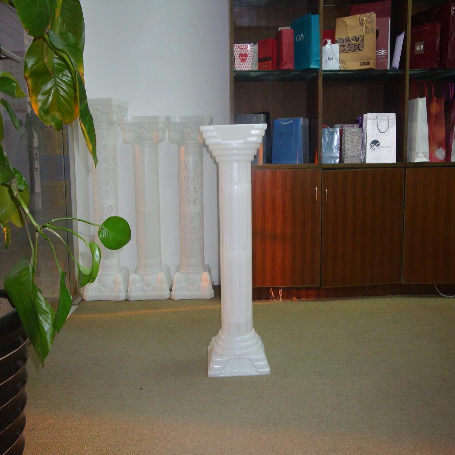 Decorative Garden/wedding Plastic Pillars Columns For Sale