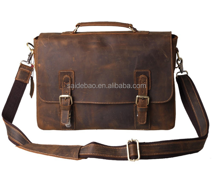 Men Leather Executive Bags, Men Leather Executive Bags Suppliers ...