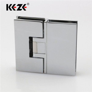 Heavy duty glass shower door hinges for glass shower door