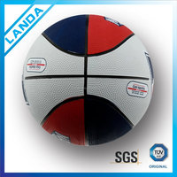Cheap standard laminated PU basketballs