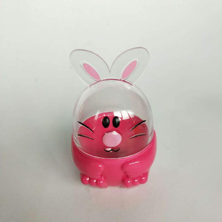 Plastic small animal egg easter <strong>rabbit</strong>
