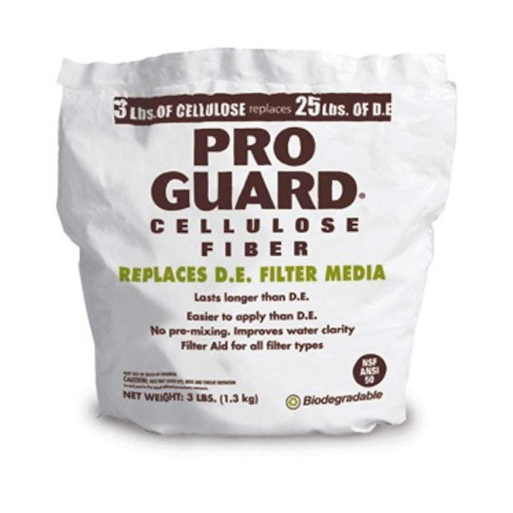 Pro Guard Cellulose Fiber 3 LB 2 Pack