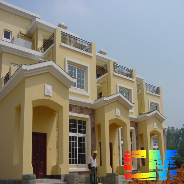 Outer wall paint trendy likeable exterior paint design for Outer painting design
