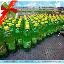 Best quality carbonated soft drink machine / CSD carbonated soda water filling machine (pp)